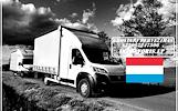 01d./02d. Liuksemburgas -- Lietuva  Galime parvežti jūsų krovinius, baldus, buitine technika, motociklus, kubilus, pirtis, įrengimus, medžiagas ir t.t