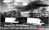 07d./08d./09d./10d. --- į / iš Belgijos / Olandijos / Vokietijos į Lietuvą  Galime parvežti jūsų krovinius, baldus, buitine technika, motociklus, kubi