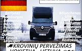 10d./11d./12d. Iš Vokietijos į Lietuvą