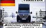 17d./18d./19d.  Miunchenas // München // Vokietija --- LIETUVA  Galime parvežti jūsų krovinius, baldus, buitine technika, motociklus, kubilus, pirtis,