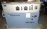 20-09-8007-1 Kraštų užklijavimo staklės HEBROCK (naudotos)