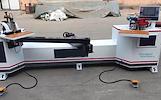 20-09- Kraštų užklijavimo staklės WOODLAND MACHINERY (naujos)