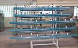 20-11-320 Plokščių prispaudėjas pjovimo staklėms WOODLAND MACHINERY (naujas)