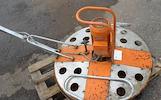 20-11-504 Elektrinė betono glaistyklė Wikka