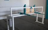 20-11-511 Lovajuosčių testavimo įrenginys (1cilindro) WOODLAND MACHINERY