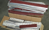 20-13-300/600 Šlifavimo popierius šepetinėms šlifavimo staklėms (naujas)