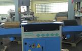 20-29-551 Šepetinės šlifavimo staklės WOODLAND MACHINERY DTW-120A (naujos)