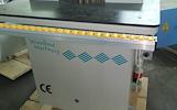20-29-555 Šepetinės šlifavimo staklės WOODLAND MACHINERY DTL-20A (naujos)