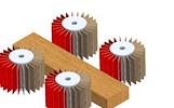 20-29-558 Šepetinės šlifavimo staklės WOODLAND MACHINERY (naujos)