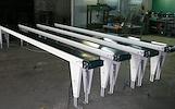 20-32-525 Juostinis transporteris WOODLAND MACHINERY 6000x240 (naujas)