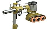 20-32-540 Padavimo–prispaudimo mechanizmas WOODLAND MACHINERY V-380 (naujas)