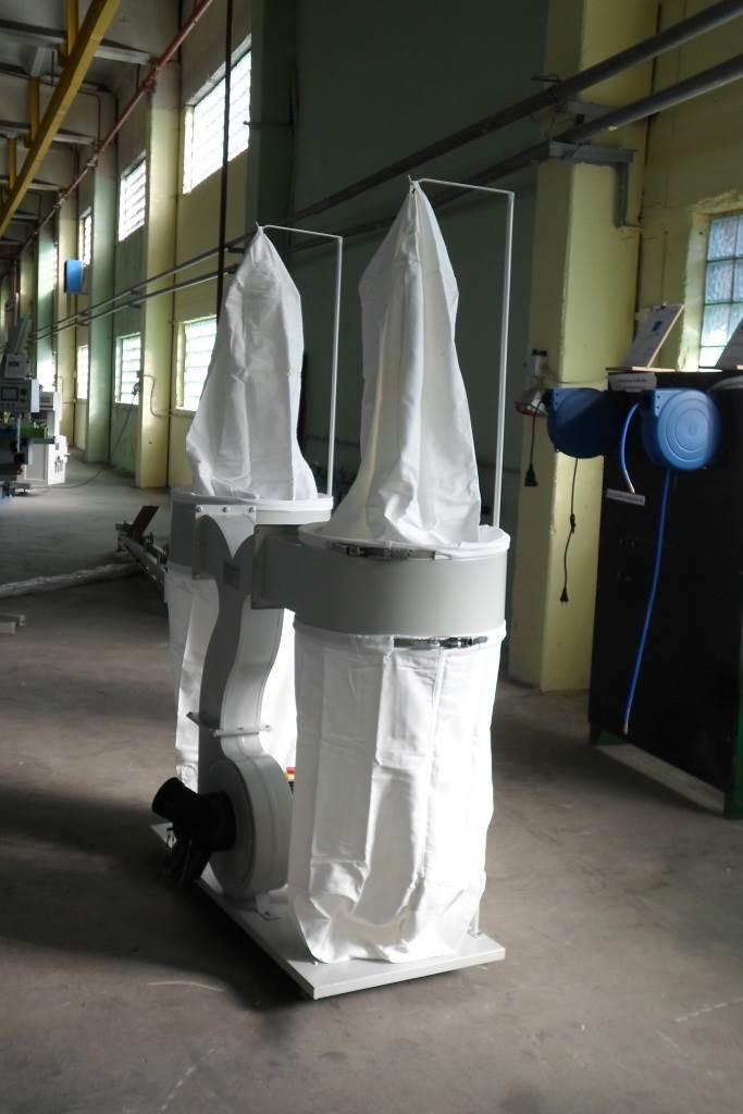 20-33-537  Dulkių nutraukimo sistema WOODLAND MACHINERY (nauja)