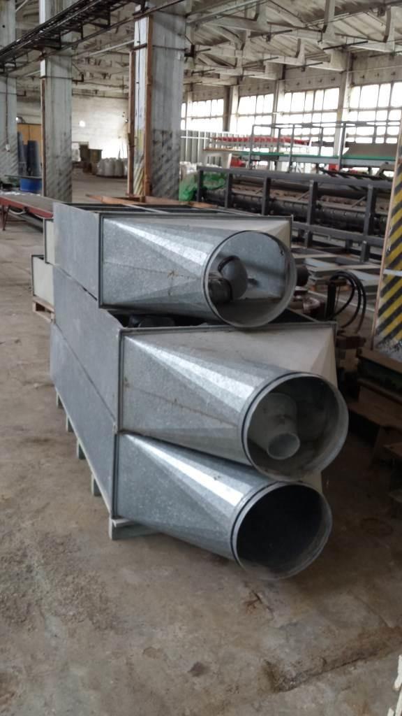 20-33-541   Ištraukimo ventiliacija (naudota)