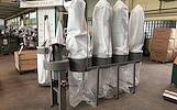 20-33-543 Dulkių nutraukimo sistema WOODLAND MACHINERY (nauja)