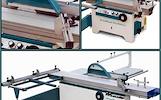 20-60-541 Formatinio pjovimo staklės  MJ6138TA(400) Woodland Machinery  (naujos)