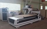 20-75-810/3 CNC apdirbimo centras WOODLAND MACHINERY  (naujas)