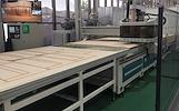 20-75-810 Apdirbimo centras WOODLAND MACHINERY  (naujas)