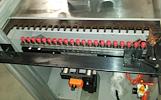 20-90-542 Daugiavelenės gręžimo staklės WOODLAND MACHINERY (naujos)