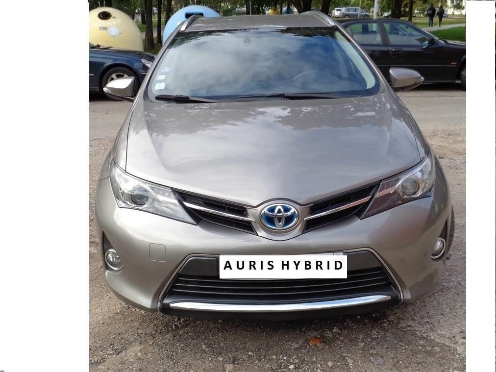 2016 m. Toyota Auris Hybrid Touring Sports