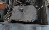21-13-8052/61 Klijų bakelis su voleliais (naudotas)