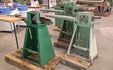 21-23-020 Kampinė mechaninė giljotina DANLIST (naudota)
