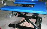21-32-131 Elektrinis - hidraulinis U-formos pakėlimo stalas NH HTF-U