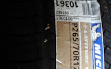265/70r17  Michelin  (www.autobum.lt)