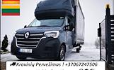 29d./30d./31d. Iš Vokietijos į Lietuvą Lietuva - VOKIETIJA - Lietuva ! Galime parvežti jūsų krovinius, baldus, buitine technika, motociklus, kubilus,