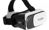 3D VIRTUALŪS AKINIAI žaidimų mėgėjams, įspūdingam realių vaizdų matymui