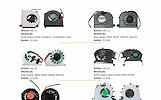 ACER nešiojamų kompiuterių aušintuvai / ventiliatoriai nuo 10.50 eurų