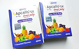 Apcalis SX oral jelly - Erekcija greitai ir ilgam