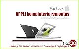APPLE kompiuterių remontas visoje Lietuvoje