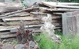Atiduodu įvairią medieną
