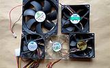 Aušintuvai, ventiliatoriai
