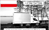 Austrija - Lietuva ! Galime parvežti jūsų krovinius, baldus, buitine technika, motociklus, kubilus, pirtis, įrengimus, medžiagas ir t.t. www.voris.lt