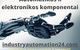 Automatikos ir elektronikos komponentai
