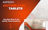 Axpero 5mg - pirkite Axitinib tabletę internetu už mažiausią kainą Lietuvoje