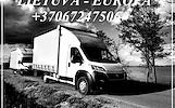 BIURŲ INVENTORIAUS PERKRAUSTYM LIETUVA-EUROPA-LIETUVA +37067247506 EXPRES pervežimai Lietuva - Europa - Lietuva EXPRES Kroviniai ypatingai svarbiems p