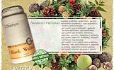 Black Walnut 100 kaps, Jodasis riešutmedis – maisto papildas Santegra JAV.