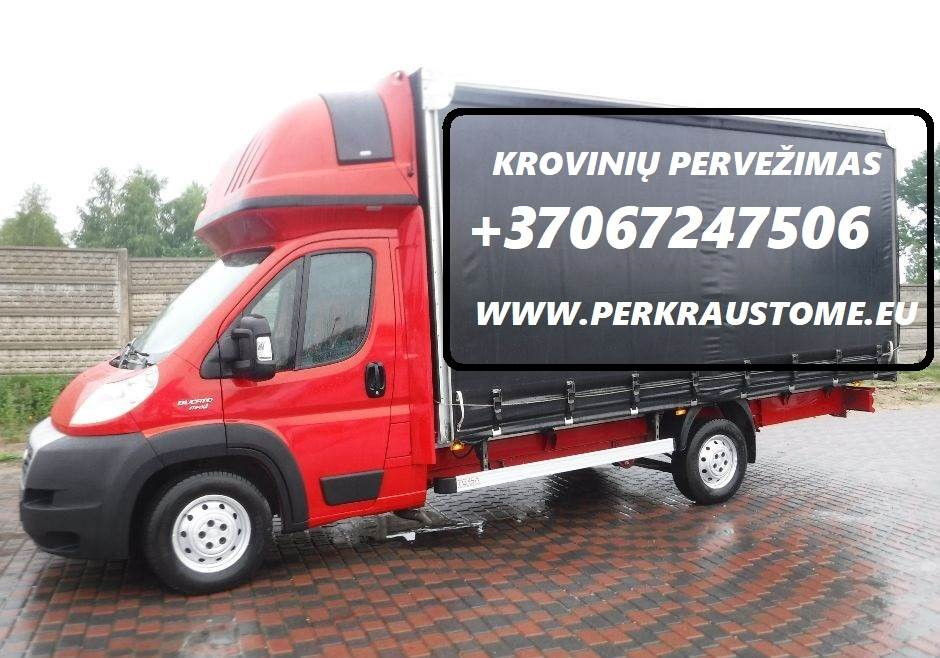 Buitinės technikos pervežimai LIETUVA - EUROPA - LIETUVA  EL.PAŠTAS: info@voris.lt ; SKYPE: voris.uab TEL.NR.: +37067247506 ; viber: voris ( +37067247