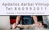 Buto remonto darbai Vilniuje