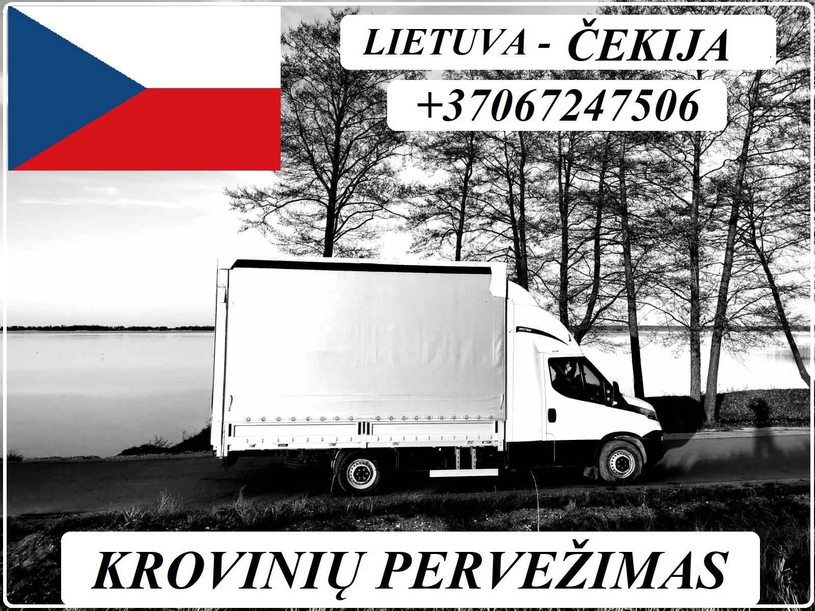 ČEKIJA - Lietuva !