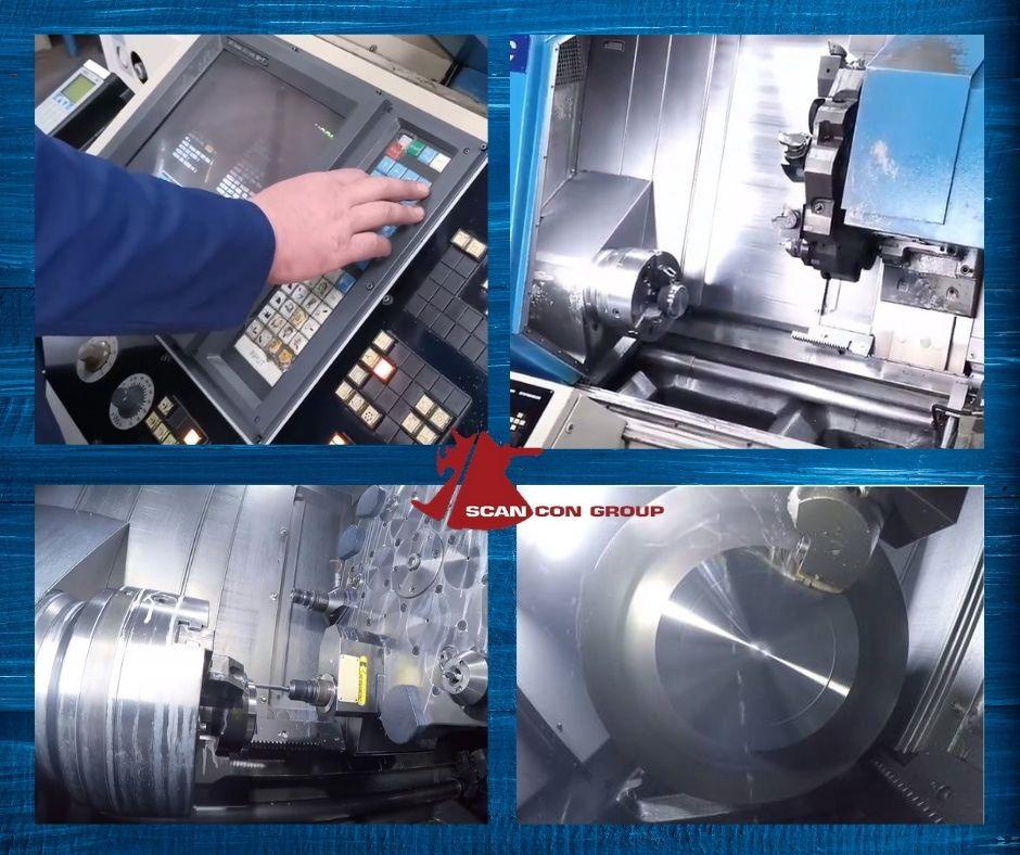 CNC staklių operatorius Danijoje