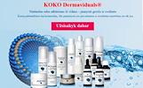 Dermaviduals® – dermatologinė kosmetika probleminei odai, Vokietija