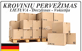 Drezdenas - Lietuva - Dresden ! Greitai, atsakingai, patikimai ir geromis kainomis teikiame transporto paslaugas Lietuva - Vokietija / Germany - Lietu