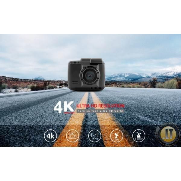 DVR - CAMCORDER 4K GPS WIFI VAIZDO REGISTRATORIUS