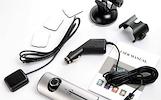 DVR R300 GPS vaizdo registratorius