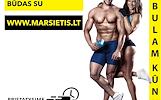 Efektyvūs treniruokliai tobulam kūnui sukurti