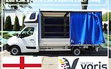 Eksponatų ir parodų įrangos pervežimas Lietuva – Anglija – Lietuva ! Antikvarinių daiktų gabenimas Lietuva – Anglija – Lietuva ; Parodų logistika Liet