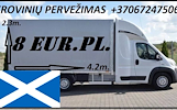 Eksponatų ir parodų įrangos pervežimas Lietuva – Škotija – Lietuva ! Antikvarinių daiktų gabenimas Lietuva – Škotija – Lietuva ; Parodų logistika Liet